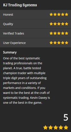 Kj trading systems review