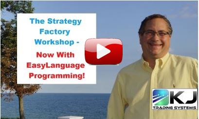 Strategy Factory Workshop | Trading Strategy Development in